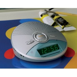 Apollo Clockradio FM Dual Time