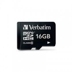 Verbatim MicroSD Hukommelseskort 16GB