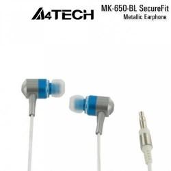 A4TECH SecureFit Super Bass Earphone MK-650