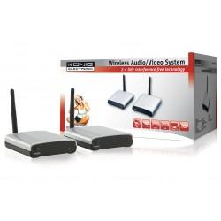König 2.4 GHz Video Transmitter VID-TRANS12KN