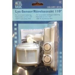Lys Sensor IP44
