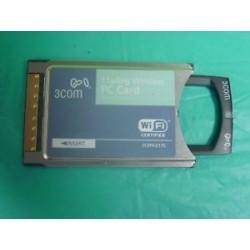 3Com PCMCIA Wifi Kort...