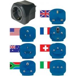 Rejse Adapter Sæt 150 Lande