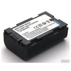 Panasonic Kamera Batteri CGR-D8S