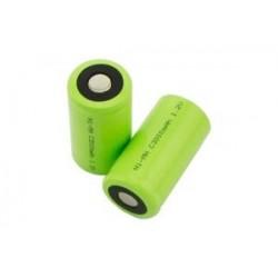 NIMH D 4000x2 Batteri